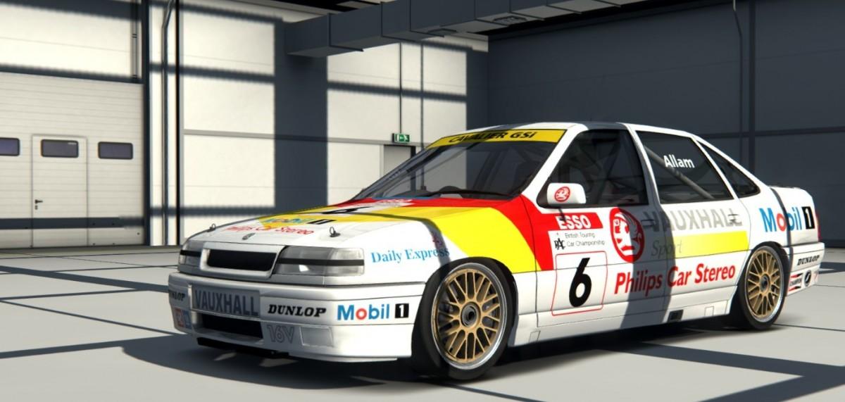 Vauxhall XE